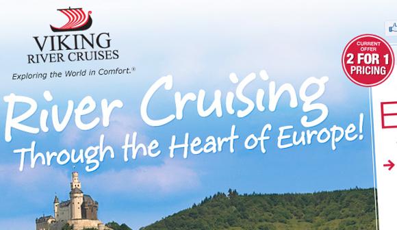 Viking River Cruises Brand