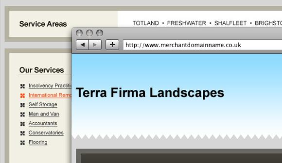 Yell.com Terra Firma