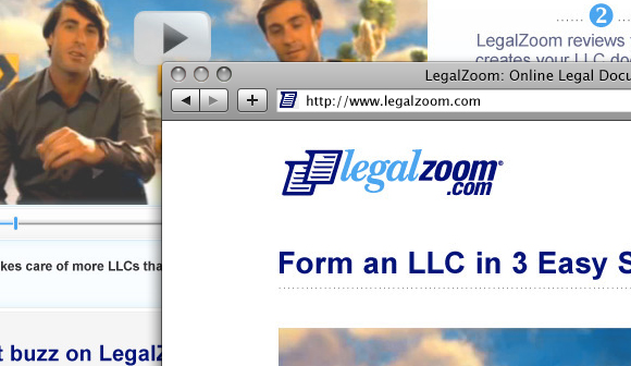 Legal Zoom