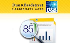 Dun & Bradstreet Landing Page