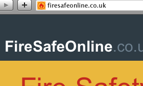 Fire Safe Online Identity and Website