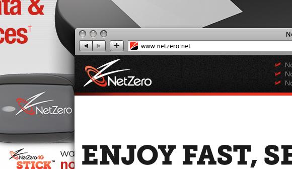 Dewey Northington Work Netzero Landing Page