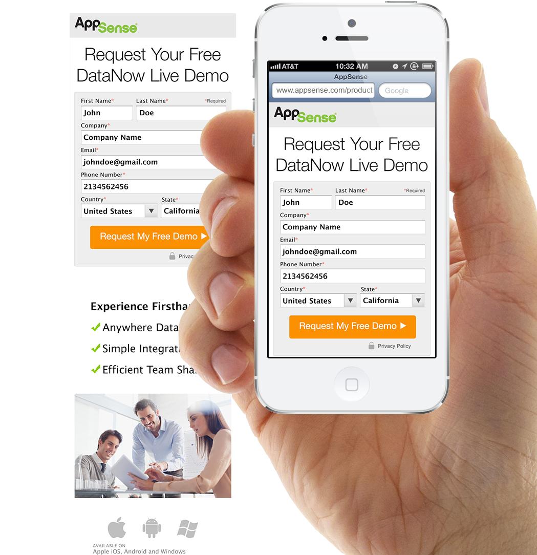 AppSense Mobile Now