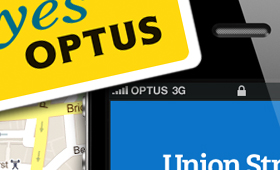 Optus Digital Agency