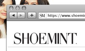 ShoeMint Landing Page